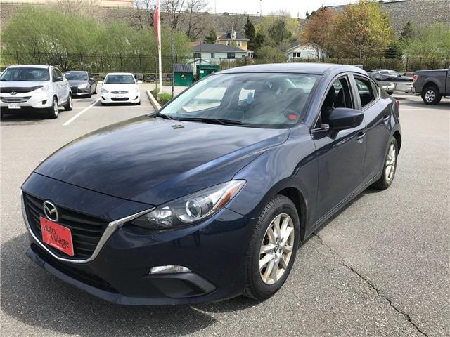 2015 Mazda Mazda3 GS (Stk: H402340A) in Saint John - Image 1 of 1