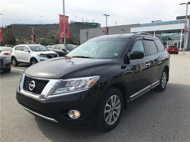 2015 Nissan Pathfinder SL (Stk: P626947) in Saint John - Image 1 of 39