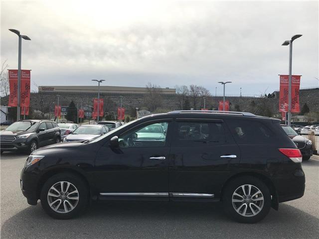 2015 Nissan Pathfinder SL (Stk: P626947) in Saint John - Image 2 of 39