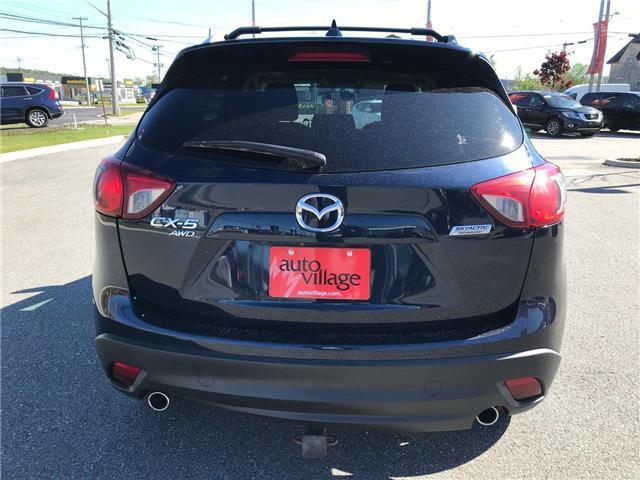 2016 Mazda CX-5 GS (Stk: F254510A) in Saint John - Image 4 of 34