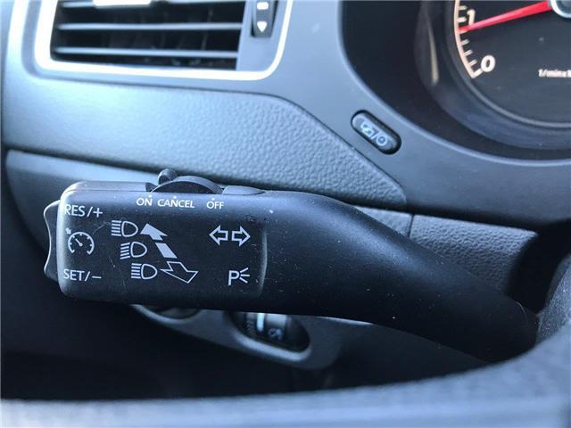 2014 Volkswagen Jetta 2.0L Trendline+ (Stk: P237621-1) in Saint John - Image 16 of 27