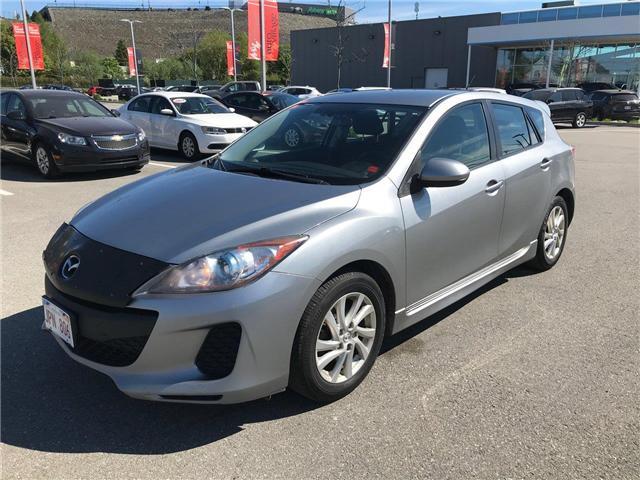 2012 Mazda Mazda3 Sport GS (Stk: E186250A) in Saint John - Image 1 of 20