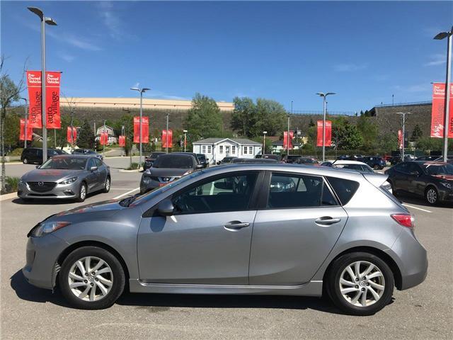2012 Mazda Mazda3 Sport GS (Stk: E186250A) in Saint John - Image 2 of 20
