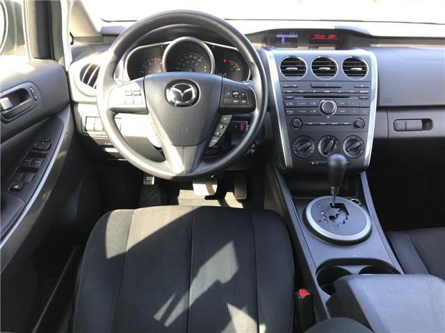 2010 Mazda CX-7 GX (Stk: T549948A) in Saint John - Image 9 of 19
