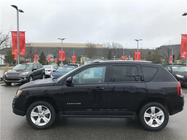 2017 Jeep Compass North (Stk: P125644) in Saint John - Image 2 of 35