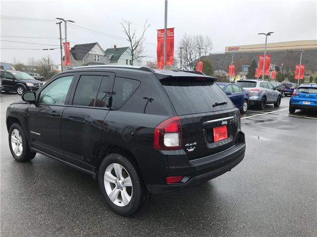 2017 Jeep Compass North (Stk: P125644) in Saint John - Image 3 of 35