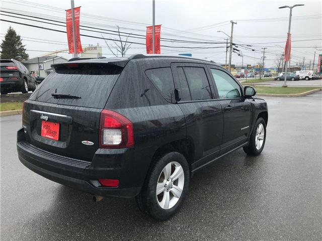 2017 Jeep Compass North (Stk: P125644) in Saint John - Image 4 of 35
