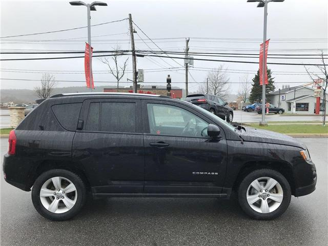 2017 Jeep Compass North (Stk: P125644) in Saint John - Image 7 of 35