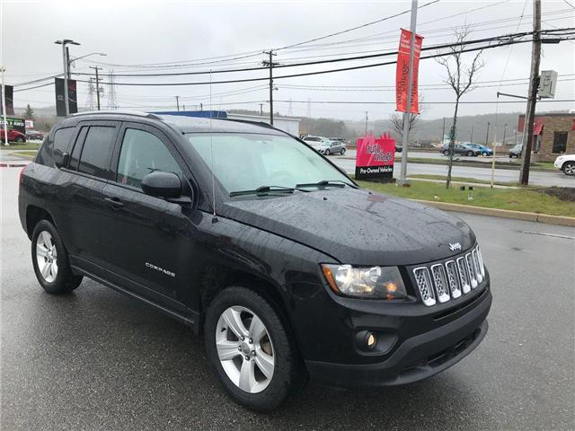 2017 Jeep Compass North (Stk: P125644) in Saint John - Image 8 of 35
