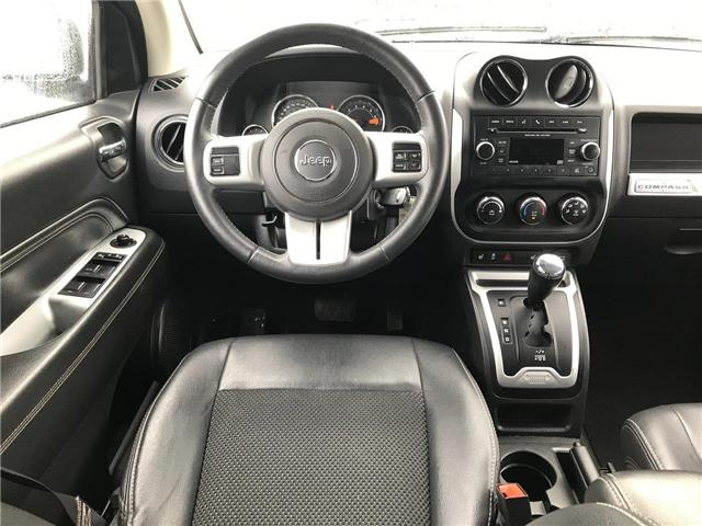 2017 Jeep Compass North (Stk: P125644) in Saint John - Image 17 of 35