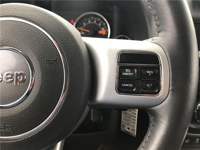 2017 Jeep Compass North (Stk: P125644) in Saint John - Image 20 of 35