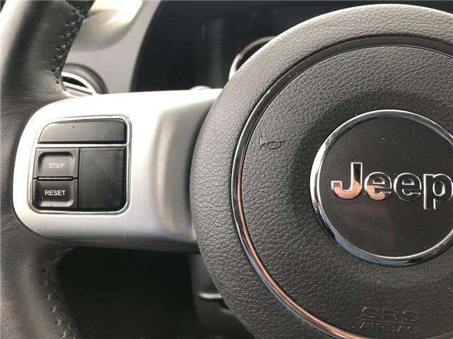 2017 Jeep Compass North (Stk: P125644) in Saint John - Image 21 of 35