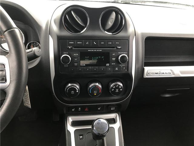 2017 Jeep Compass North (Stk: P125644) in Saint John - Image 23 of 35