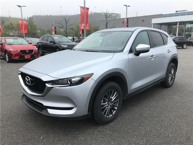 2018 Mazda CX-5 GS (Stk: P405312) in Saint John - Image 1 of 33
