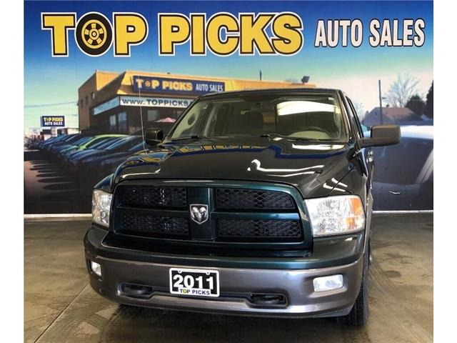 2011 Dodge Ram 1500  (Stk: 668074) in NORTH BAY - Image 1 of 22