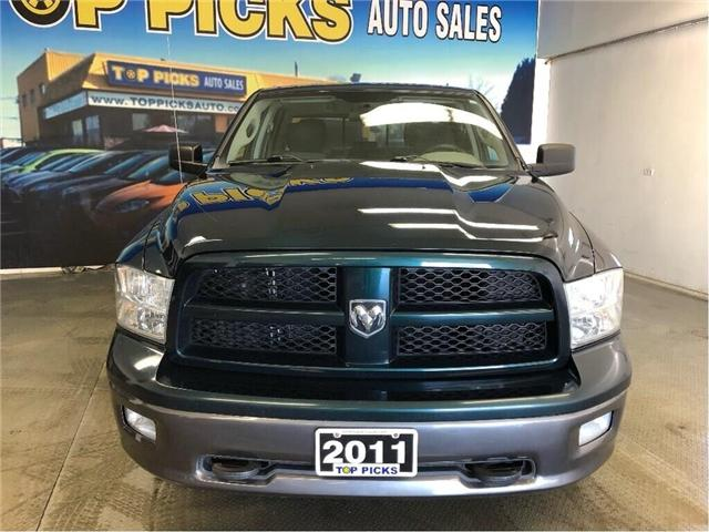 2011 Dodge Ram 1500  (Stk: 668074) in NORTH BAY - Image 2 of 22
