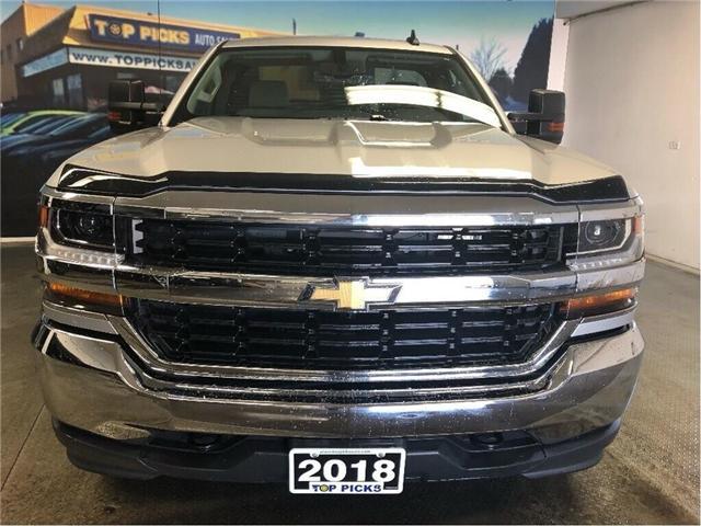 2018 Chevrolet Silverado 1500 LS (Stk: 243396) in NORTH BAY - Image 2 of 21