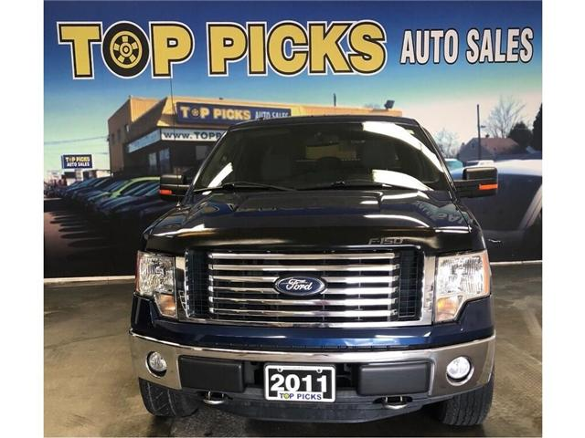 2011 Ford F-150 XLT (Stk: b18092) in NORTH BAY - Image 1 of 26