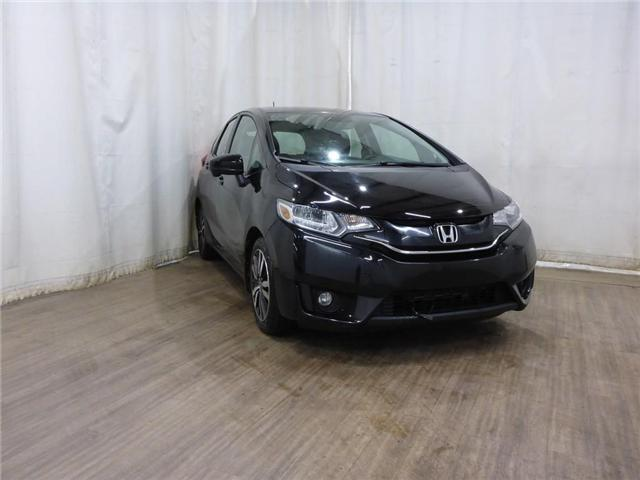 2017 Honda Fit EX (Stk: 19051698) in Calgary - Image 1 of 27