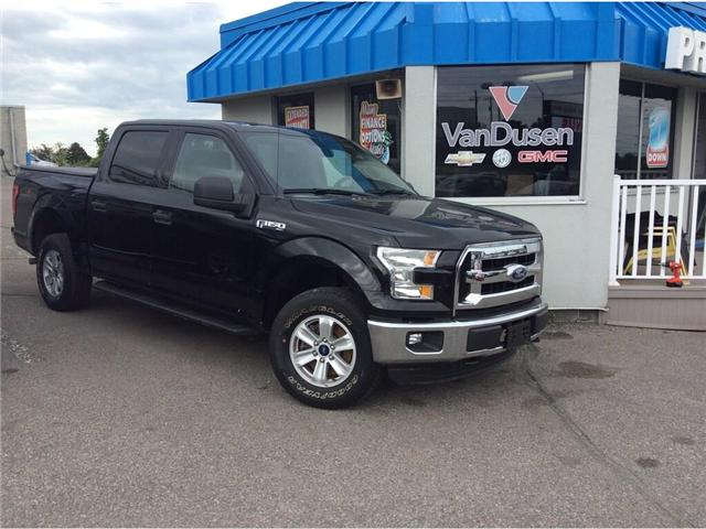 2016 Ford F-150 XLT (Stk: B7420) in Ajax - Image 1 of 19