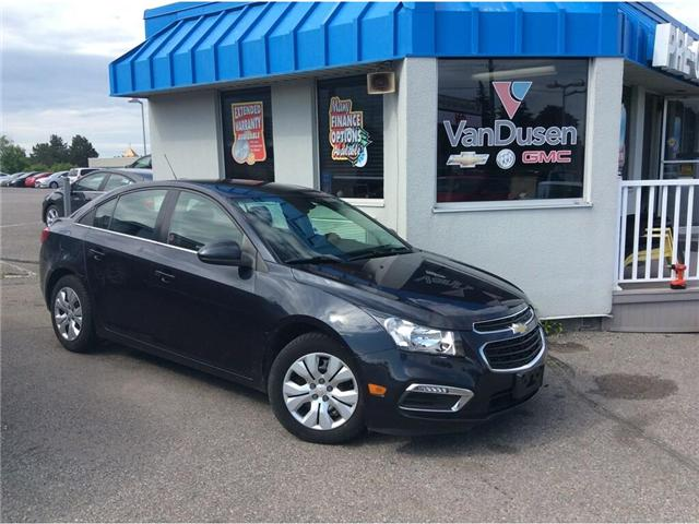 2015 Chevrolet Cruze LT 1LT (Stk: B7430) in Ajax - Image 1 of 20