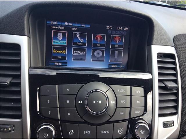 2015 Chevrolet Cruze LT 1LT (Stk: B7430) in Ajax - Image 6 of 20