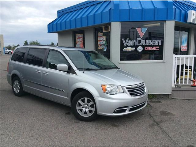 2011 Chrysler Town & Country Touring (Stk: 194226B) in Ajax - Image 1 of 24
