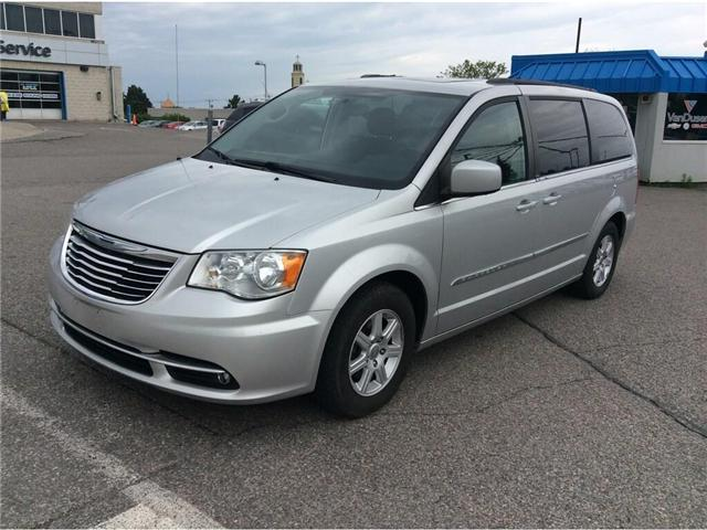 2011 Chrysler Town & Country Touring (Stk: 194226B) in Ajax - Image 16 of 24