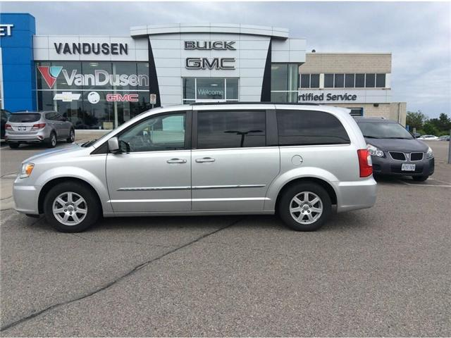 2011 Chrysler Town & Country Touring (Stk: 194226B) in Ajax - Image 17 of 24