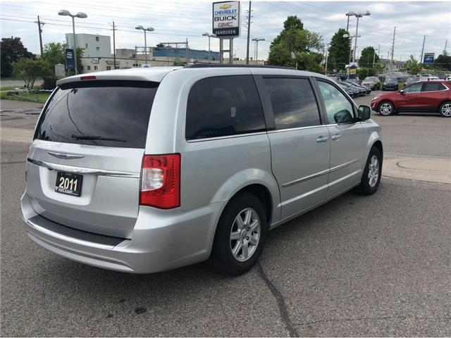 2011 Chrysler Town & Country Touring (Stk: 194226B) in Ajax - Image 20 of 24