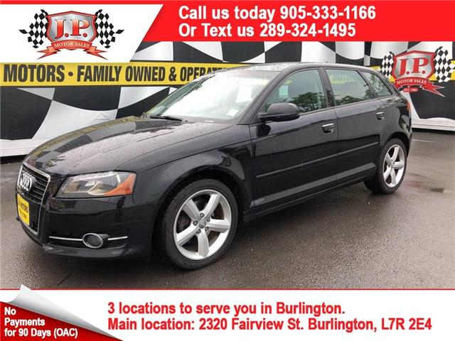 2013 Audi A3 2.0 TDI Progressiv (Stk: 46990) in Burlington - Image 1 of 22