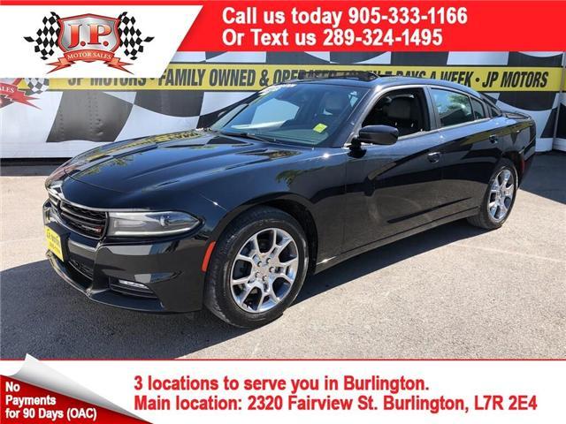 2016 Dodge Charger SXT (Stk: 46999) in Burlington - Image 1 of 26
