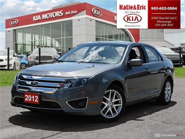 2012 Ford Fusion SEL (Stk: FO19032A) in Mississauga - Image 1 of 28