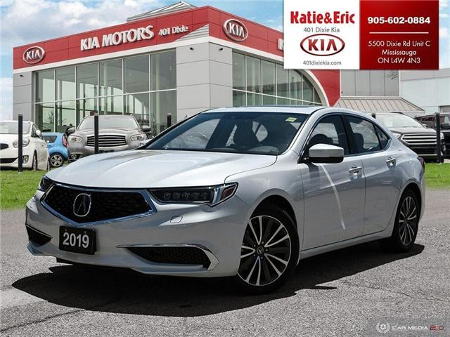 2019 Acura TLX Tech (Stk: SO19028B) in Mississauga - Image 1 of 28