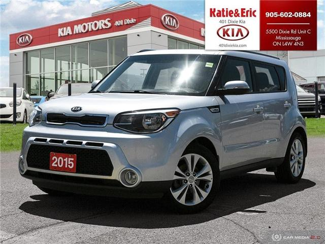 2015 Kia Soul  (Stk: K3074) in Mississauga - Image 1 of 28