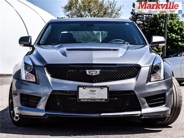 2018 Cadillac ATS-V Black (Stk: 234506A) in Markham - Image 2 of 30