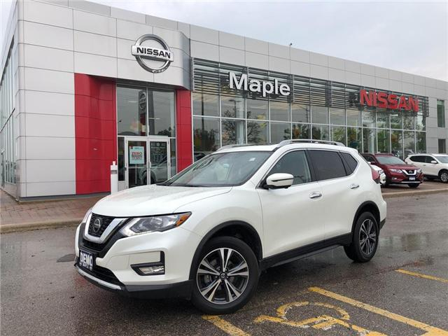 2019 Nissan Rogue SV AWD-Tech,Navi,Roof,Non-Rental! (Stk: M19R005) in Maple - Image 1 of 23