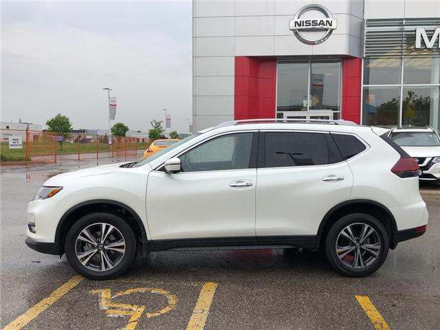 2019 Nissan Rogue SV AWD-Tech,Navi,Roof,Non-Rental! (Stk: M19R005) in Maple - Image 2 of 23