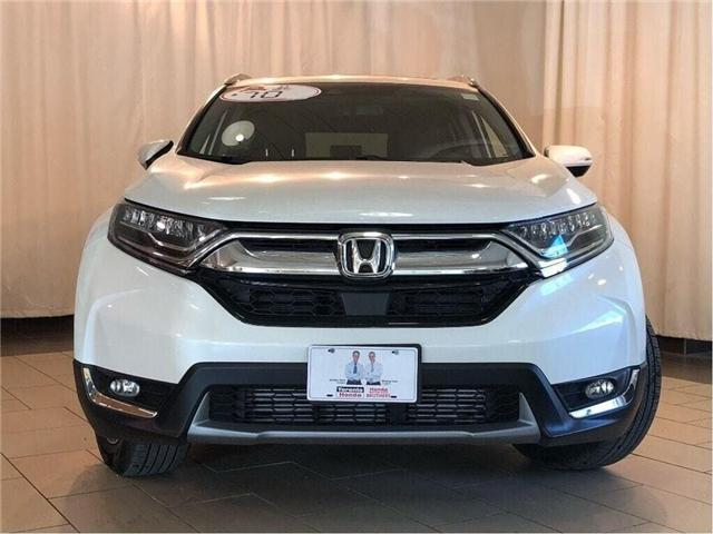 2018 Honda CR-V Touring AWD | Navigation | Leather | Sunroof (Stk: 38692) in Toronto - Image 2 of 30