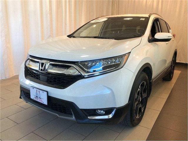 2018 Honda CR-V Touring AWD | Navigation | Leather | Sunroof (Stk: 38692) in Toronto - Image 3 of 30