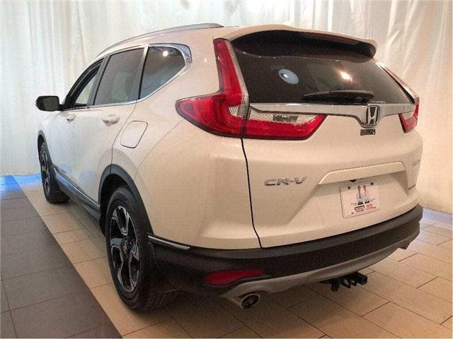 2018 Honda CR-V Touring AWD | Navigation | Leather | Sunroof (Stk: 38692) in Toronto - Image 4 of 30