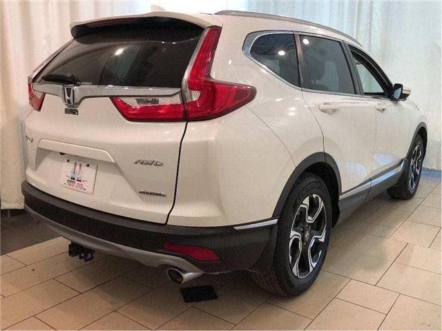 2018 Honda CR-V Touring AWD | Navigation | Leather | Sunroof (Stk: 38692) in Toronto - Image 6 of 30