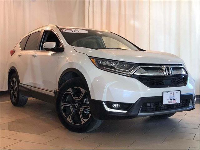 2018 Honda CR-V Touring AWD | Navigation | Leather | Sunroof (Stk: 38692) in Toronto - Image 8 of 30
