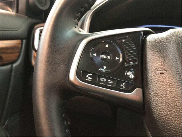 2018 Honda CR-V Touring AWD | Navigation | Leather | Sunroof (Stk: 38692) in Toronto - Image 11 of 30