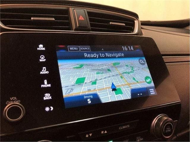 2018 Honda CR-V Touring AWD | Navigation | Leather | Sunroof (Stk: 38692) in Toronto - Image 14 of 30