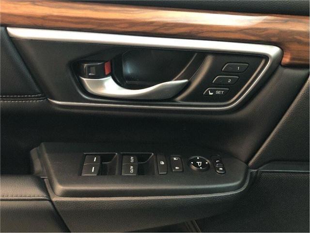 2018 Honda CR-V Touring AWD | Navigation | Leather | Sunroof (Stk: 38692) in Toronto - Image 18 of 30