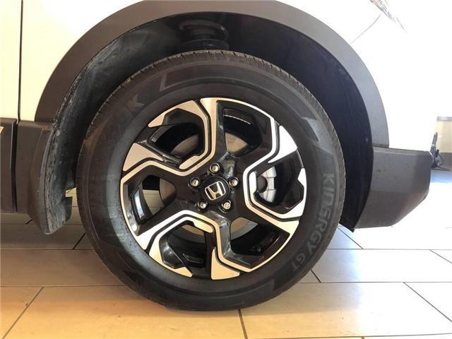 2018 Honda CR-V Touring AWD | Navigation | Leather | Sunroof (Stk: 38692) in Toronto - Image 24 of 30