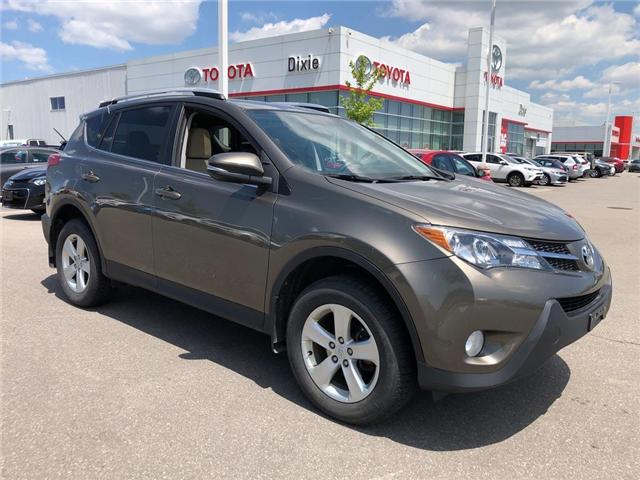 2014 Toyota RAV4  (Stk: D191250A) in Mississauga - Image 1 of 18