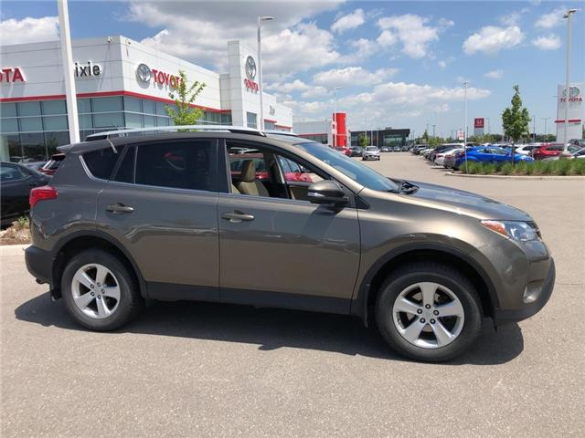 2014 Toyota RAV4  (Stk: D191250A) in Mississauga - Image 2 of 18