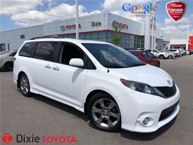 2014 Toyota Sienna  (Stk: D191500A) in Mississauga - Image 1 of 19